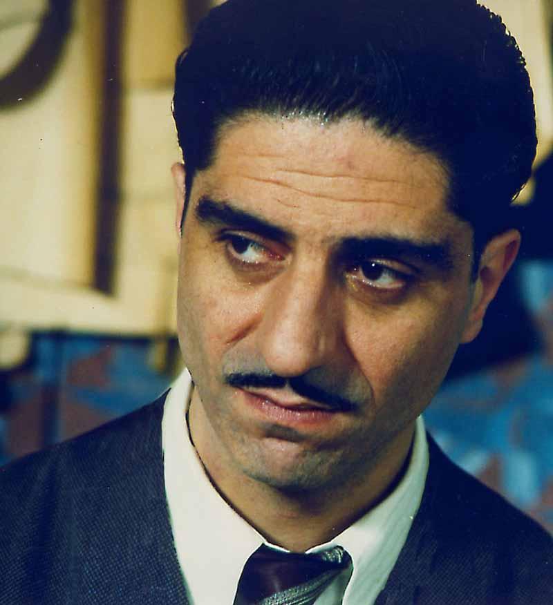 Simon Abkarian - IMDb